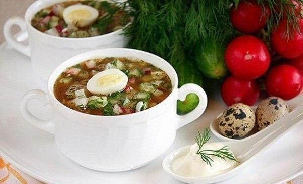 На заметочку: холодные летние супы: топ 5 рецептов 0