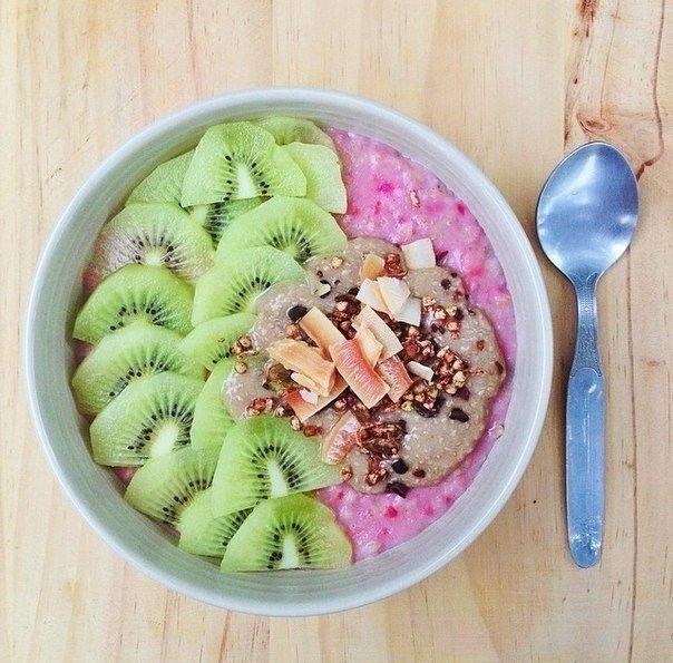 Вкусная и полезная подборка завтраков.