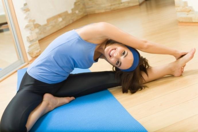 Как сделать живот плоским быстро, или волшебная гимнастика по утрам.