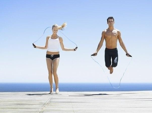 Попрыгаем? Список самых распространенных упражнений со скакалкой: 0